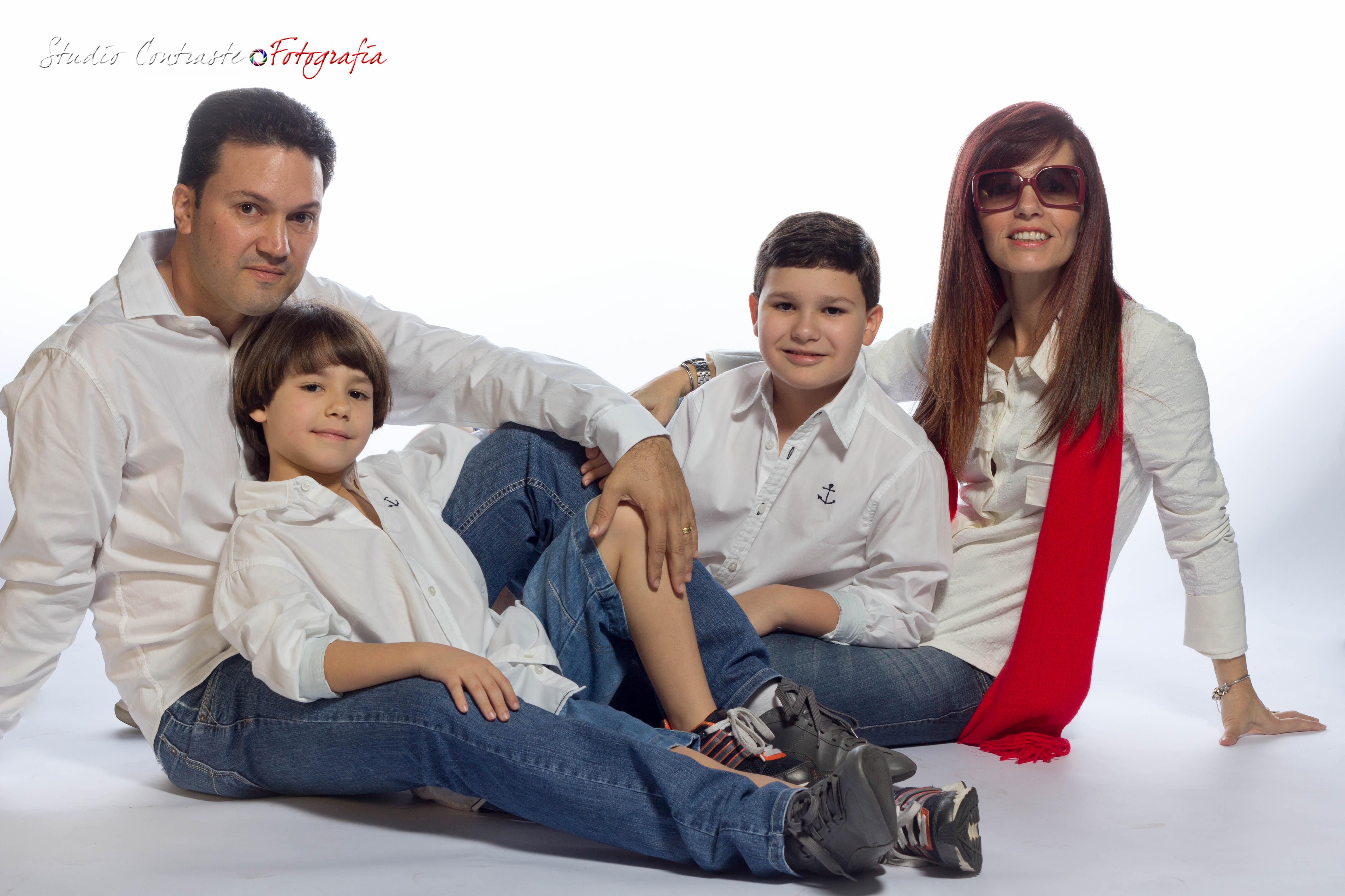Arthur & família