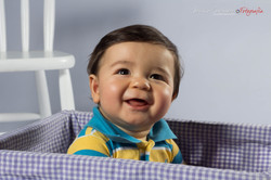 Samuel - 8 meses