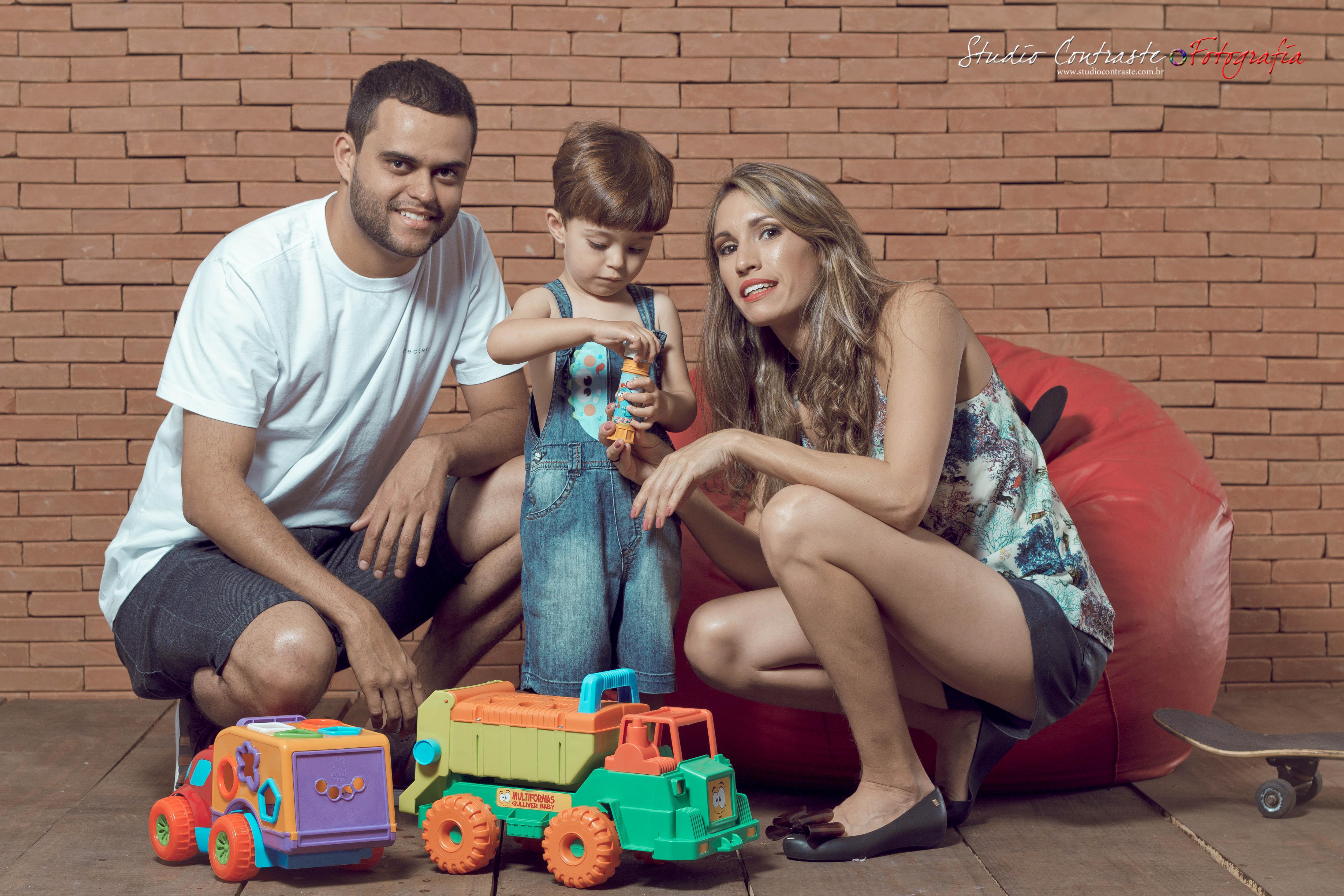 Miguel Quatrini & Família