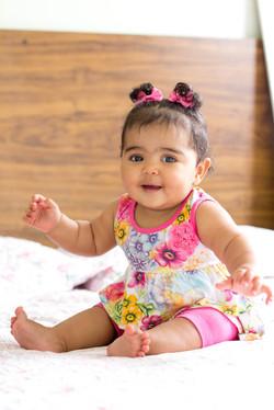 Julia - 7 meses