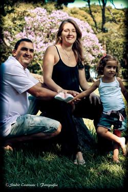 Kelly & Família - Chegada da Gabi