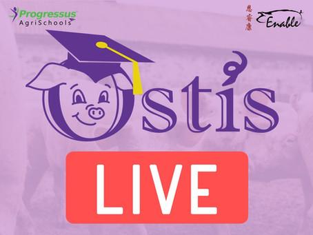 Online Launch Event ! Online Swine Training International School (OSTIS)