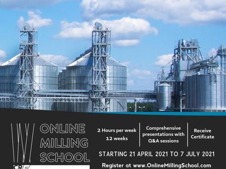 Online Milling School Spring 2021 , Open for register !