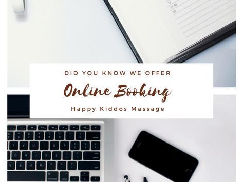 Did you know we offer ONLINE BOOKING?