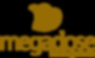 LOGO MEGADOSE dourado.png