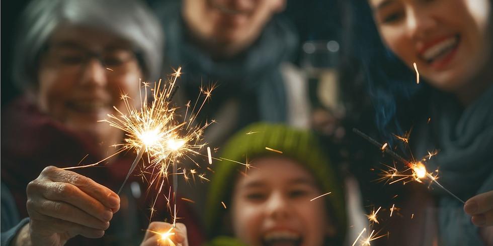 Aire de famille : Fêtes de fin d'année