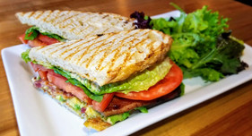 BLT & A Sandwich