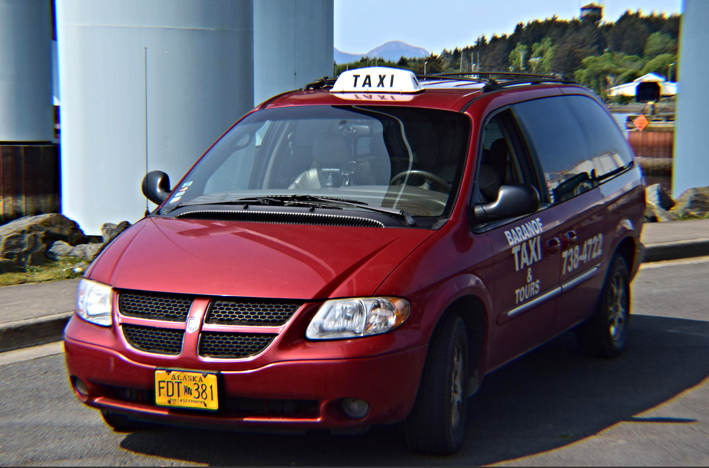 Taxi Service in Sitka