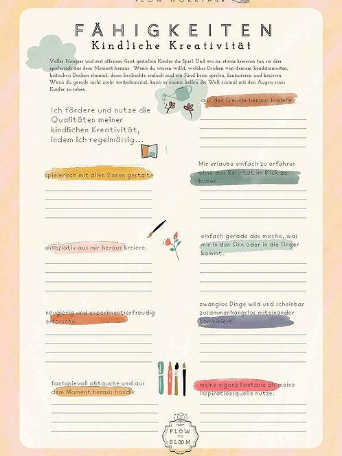 Workpage Nr. 4 - Kindliche Kreativität