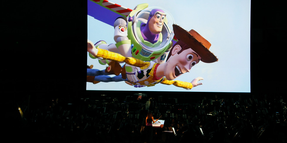 Dallas Symphony: Toy Story Live in Concert