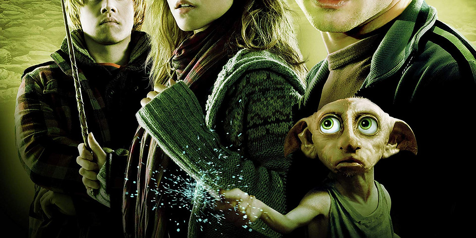 Place des Arts, Montreal: Harry Potter and the Deathly Hallows I