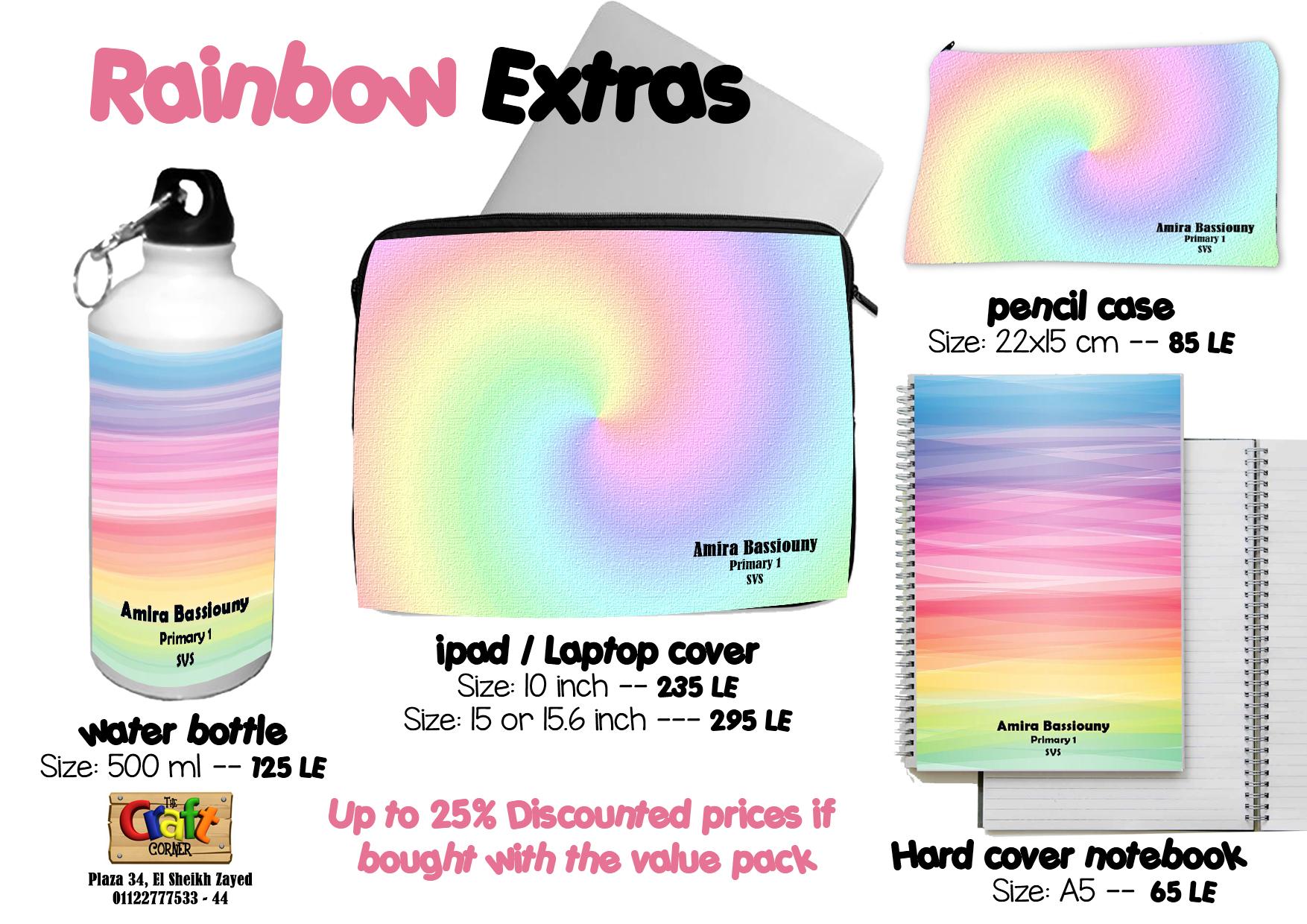 rainbow Extras