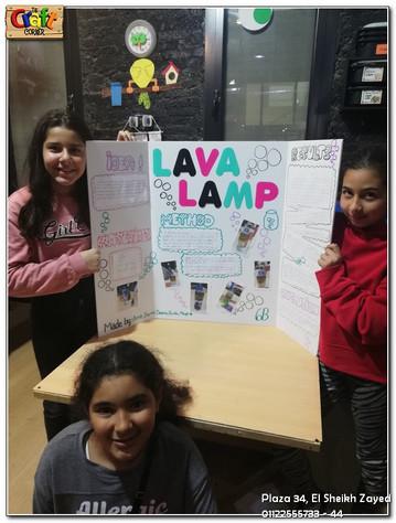Laval lamp (600)