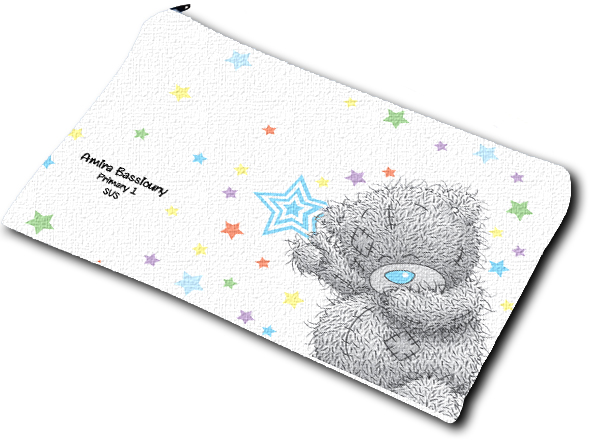 tatty teddy pencil case