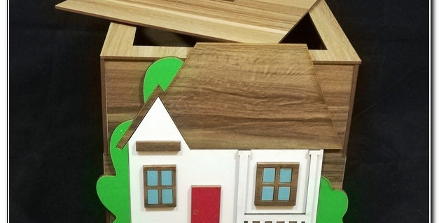 wooden TIPS box