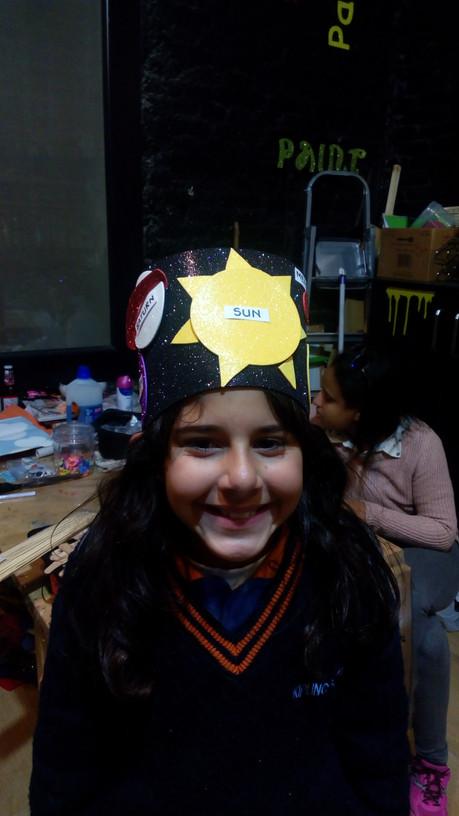 solar system hat (351)