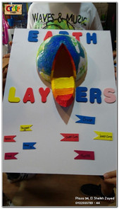 Earth layers project (1139)