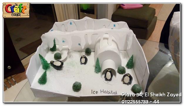 Ice habitat project (1102)