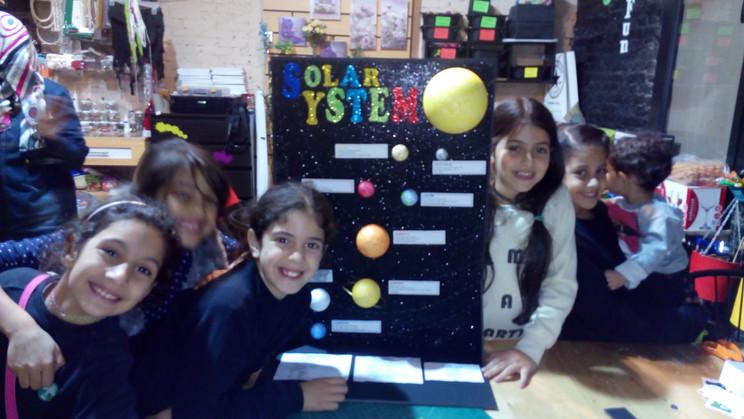 Solar system (294)
