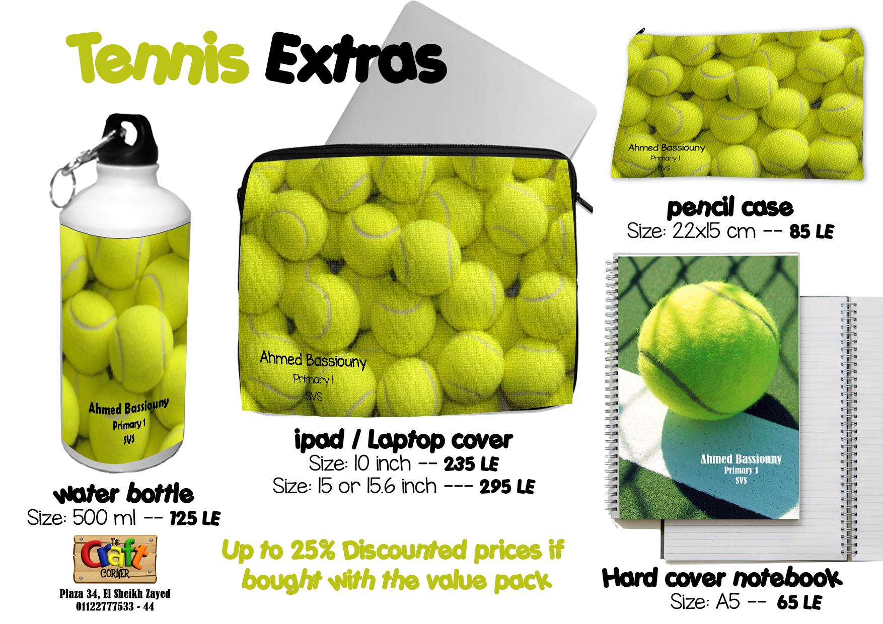 tennis Extras