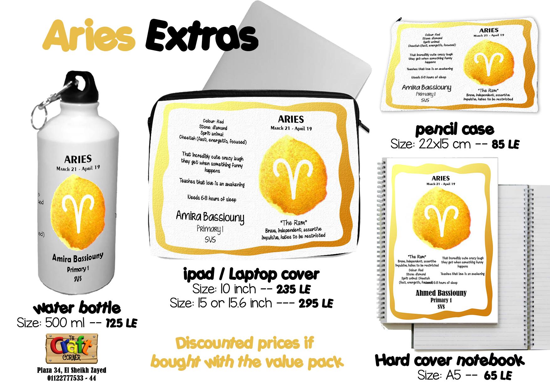 Aries Extras