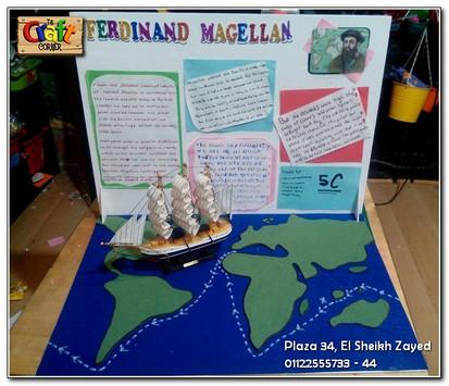 Ferdinand Magellan Project (1126)