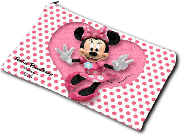 minnie pencil case