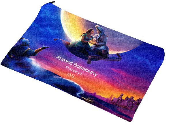 aladdin pencil case
