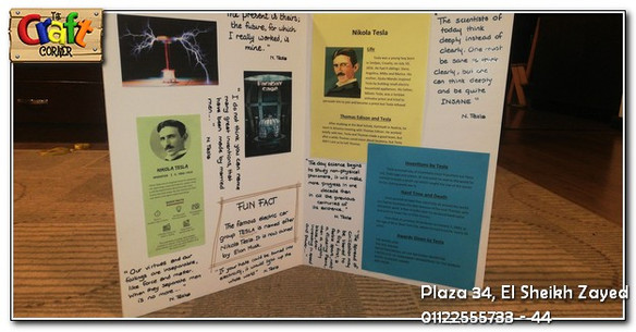Nicola Tesla Poster (1186)