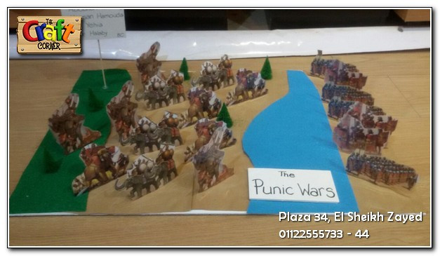 Punic wars project (1121)