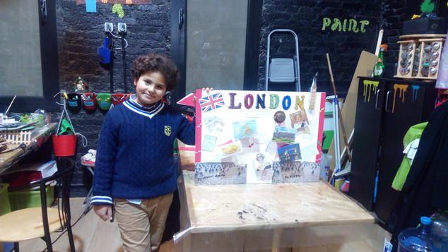 London poster (303)