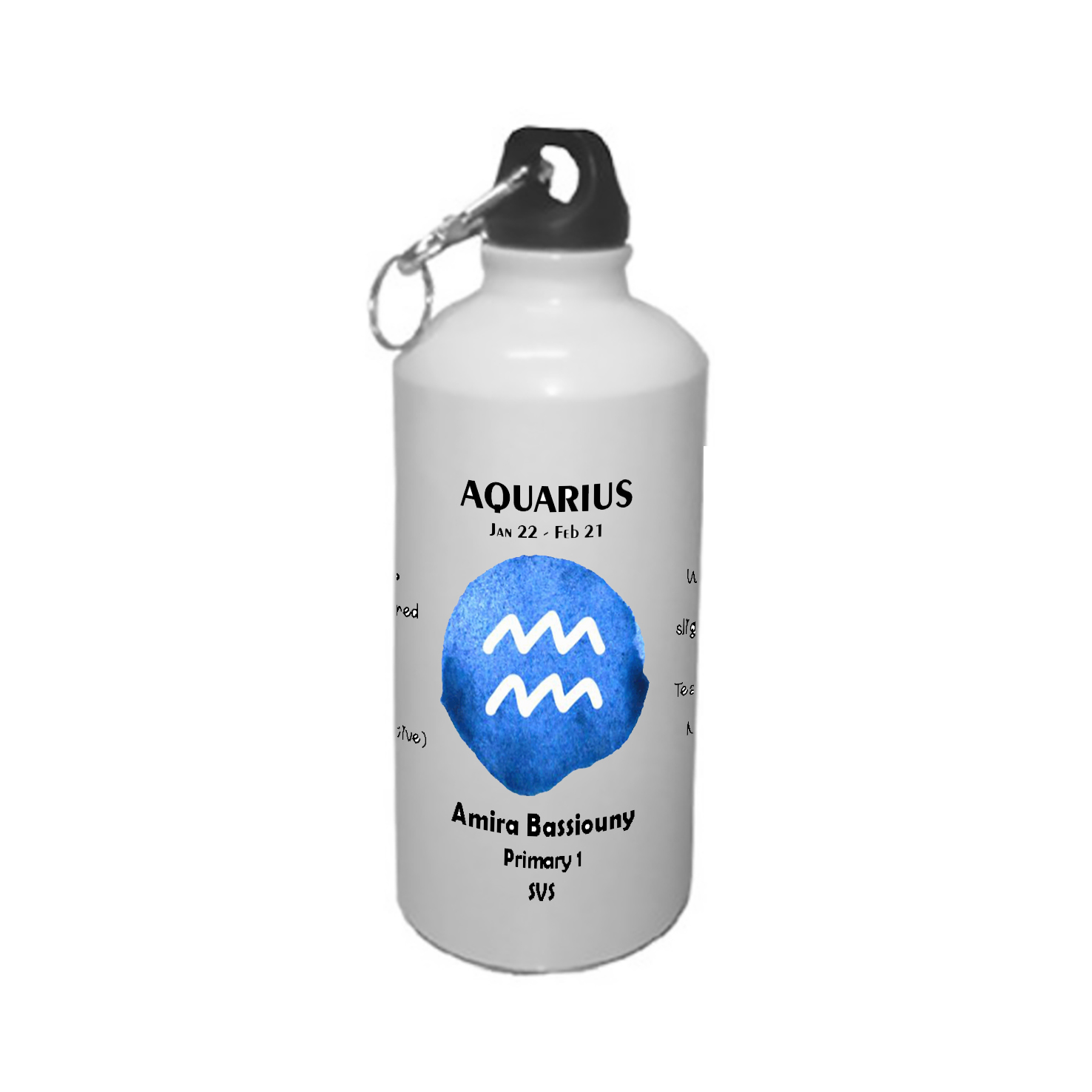 aquarius bottle