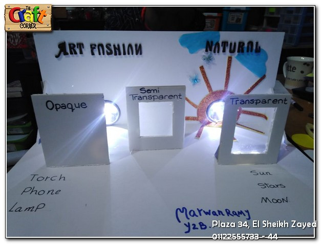 Types of light project (1166)