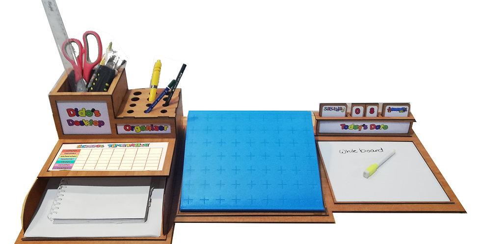 Personalized desktop organizer