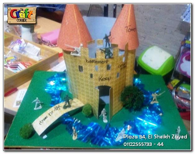 Castle project (1143)