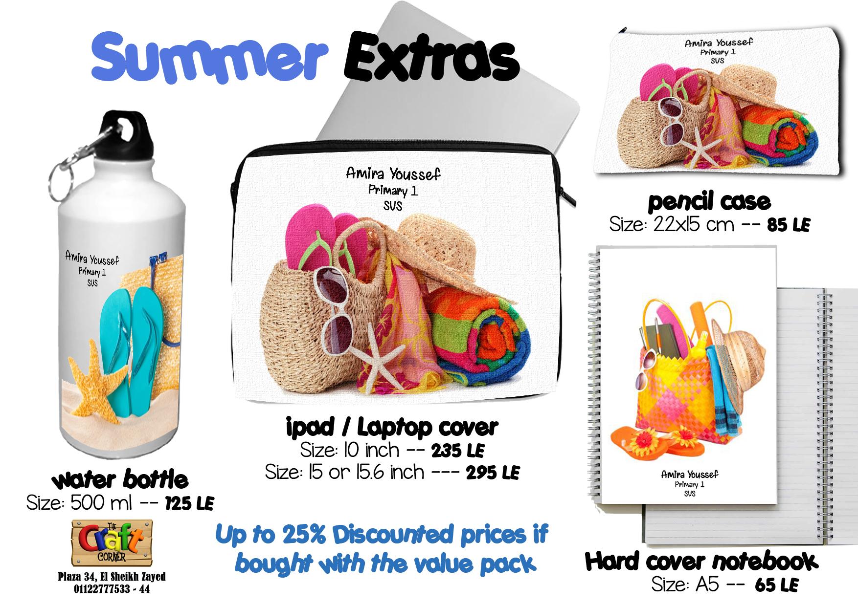 Summer Extras