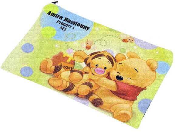 pooh pencil case