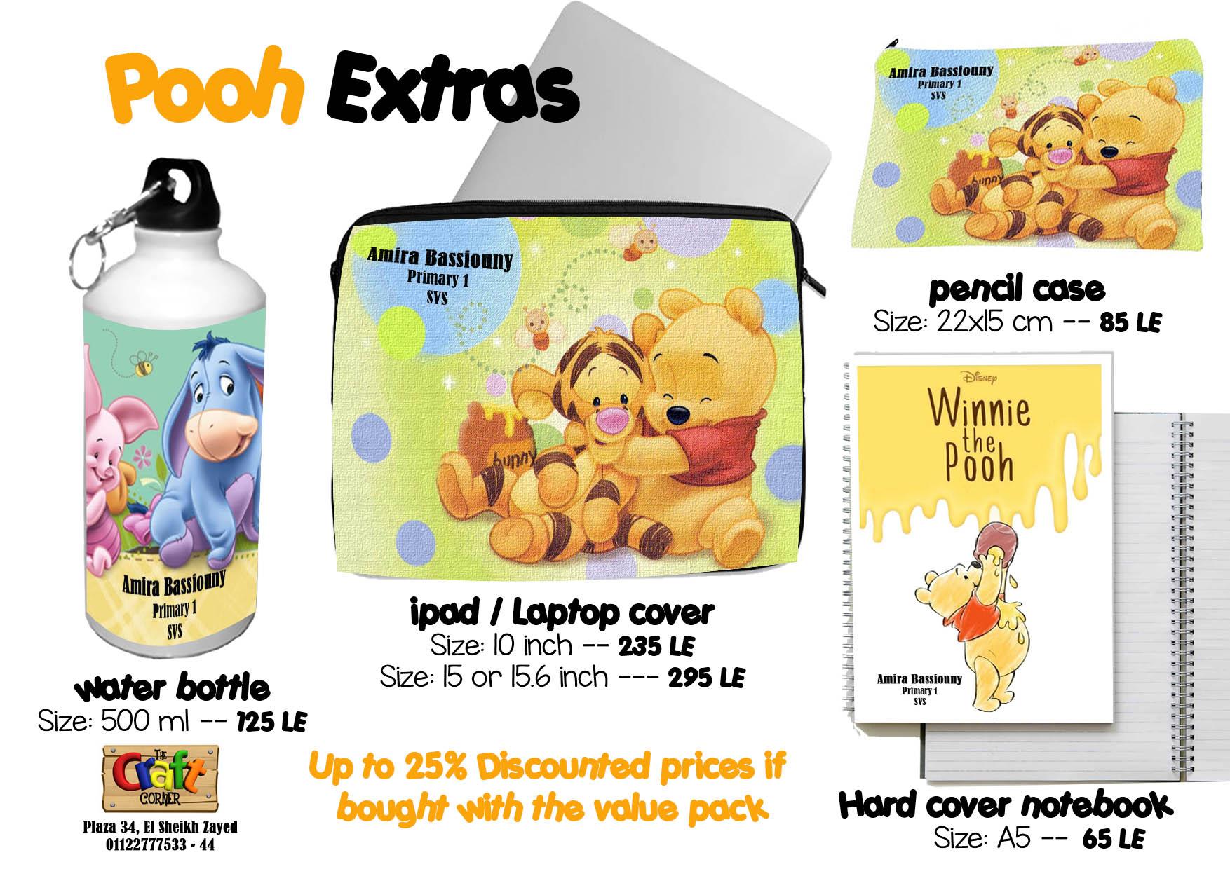 Pooh Extras