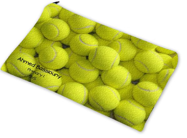 tennis pencil case