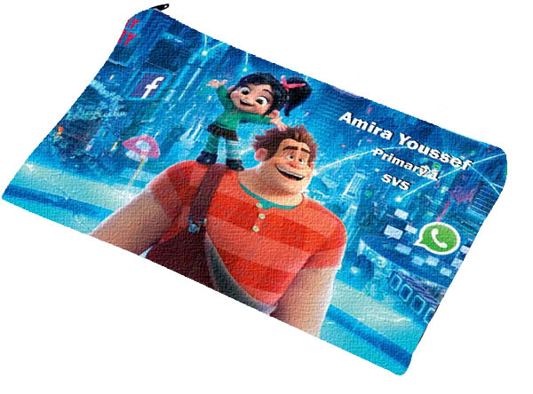 wreck it ralph pencil case