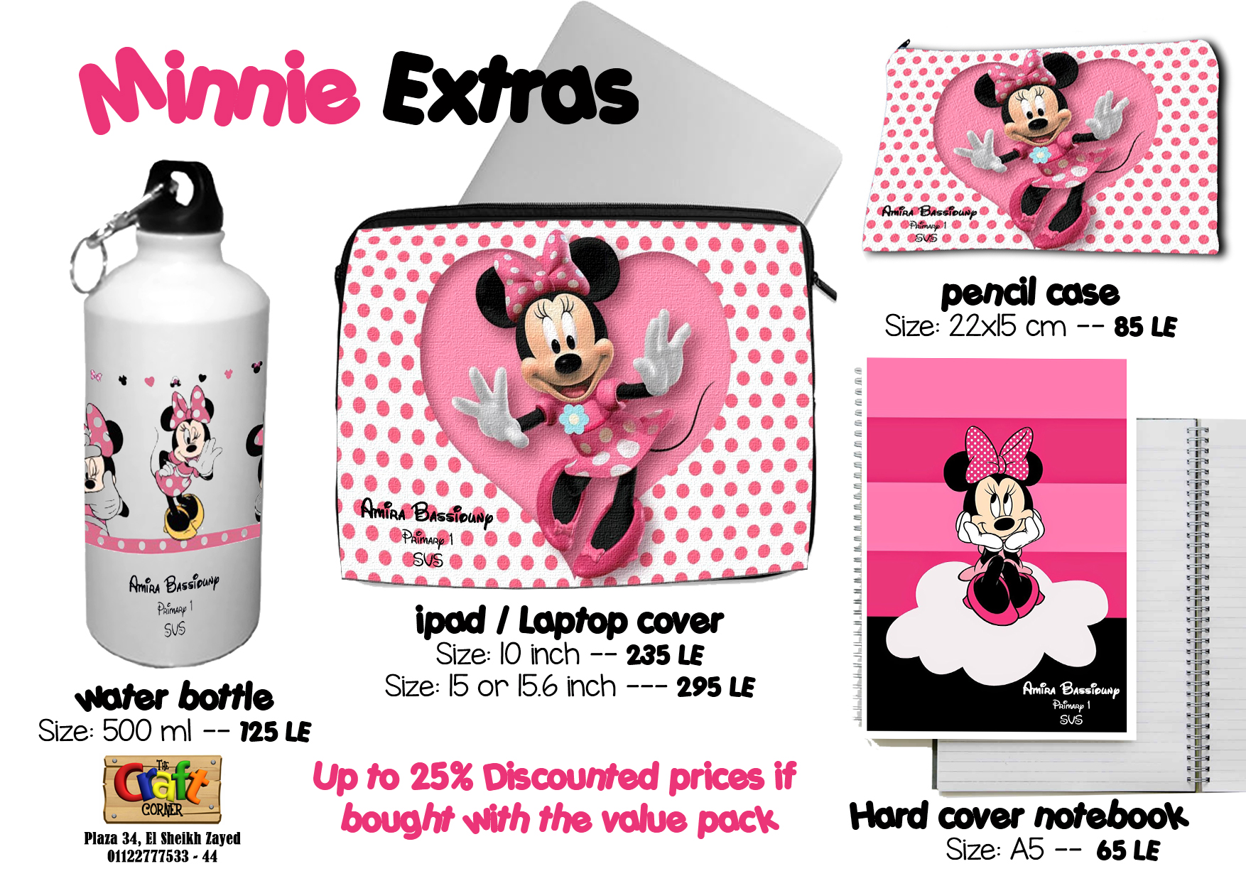 Minnie Extras