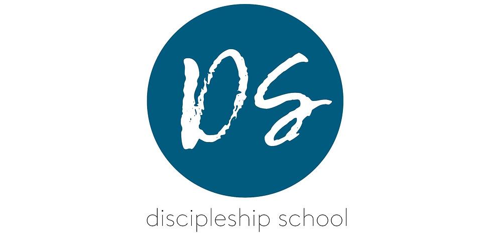from Mon 9 Nov 2020 - Discipleship School