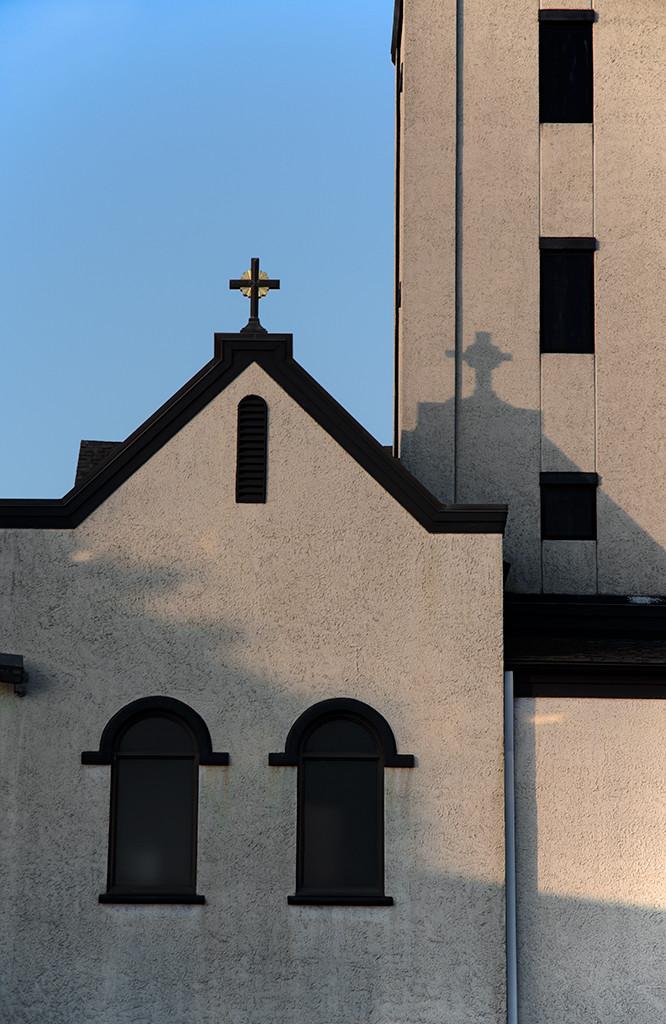 church at six am