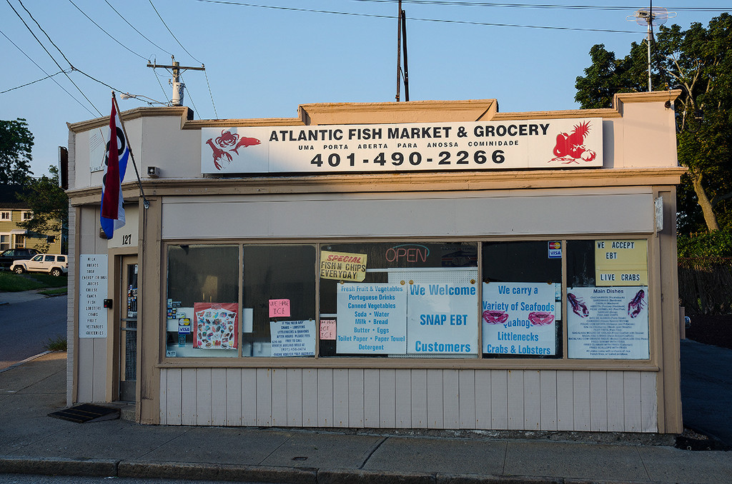 Atlantic fish market and grocery