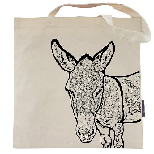 Donkey Tote Bag | Mary the Donkey