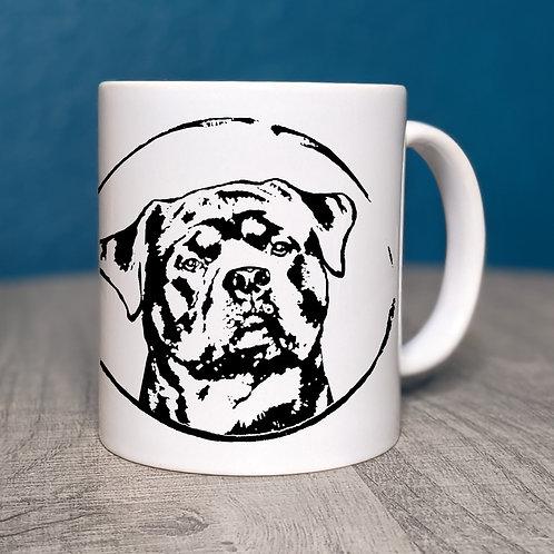 Rottweiler Coffee Mug