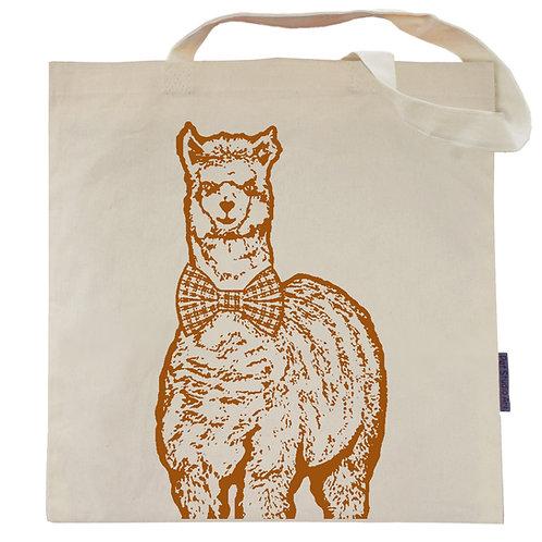 Llama Tote Bag | Zeus the Llama