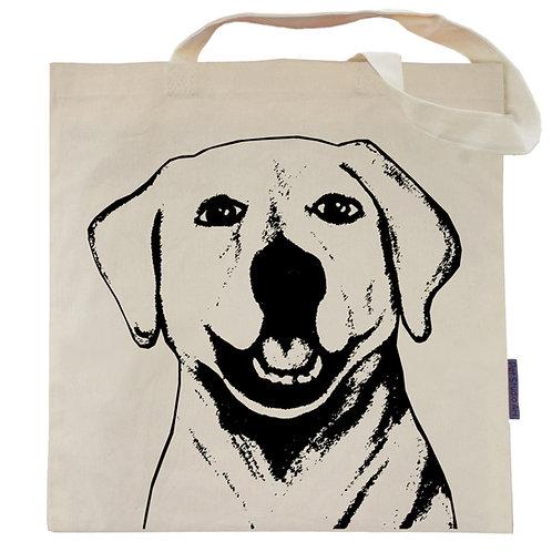 Labrador Tote Bag | Lewis the Lab