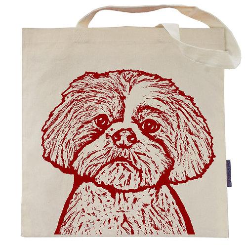 Shih Tzu Tote Bag | Penelope the Shih Tzu