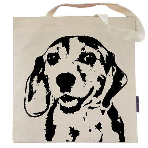 Beagle Tote Bag | George the Beagle